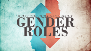 Gender Roles Title Graphic